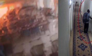 Sri Lanka Hotel Explosion With video
