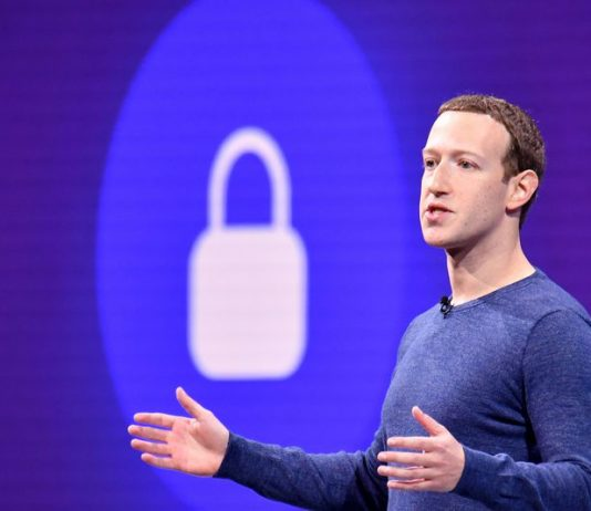 Zuckerberg acknowledging the inability
