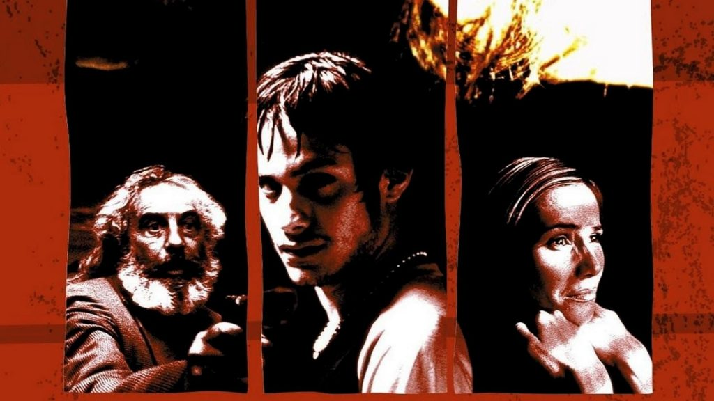 Amores Perros Top 20 Foreign Movies