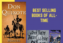 Best Selling Books of All-Time| Ranking by Top Selling (11-20)