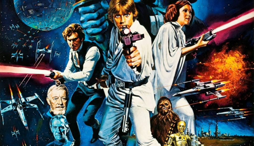 Star Wars: Episode IV - A New Hope (1977)- IMDb Top 250