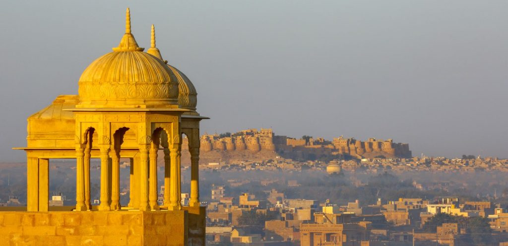 Jaisalmer- Top 10 Holiday Destinations in India