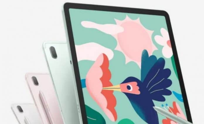Samsung Galaxy Tab A7 Lite & Galaxy Tab S7 FE