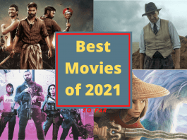 Best Movies of 2021 so far