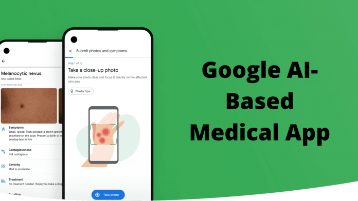 Google AI-Based Medical App