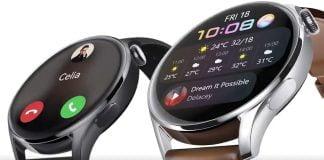 Huawei Watch 3 & Huawei Watch 3 Pro
