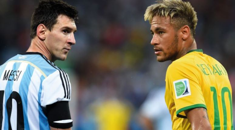 Copa America 2021 Final - Argentina vs Brazil
