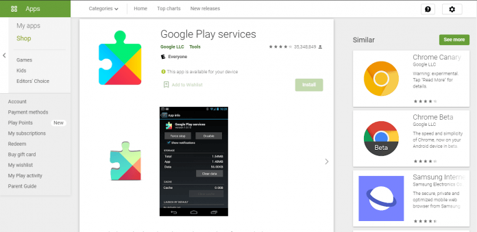 Google Play Services- What it is, What it does?