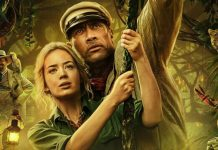 Jungle Cruise Premiere on Theaters and Disney+ on July 30