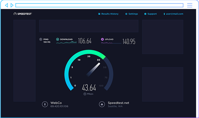 Best Internet Speed Test with Web and Apps Link