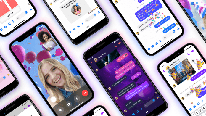 Messenger celebrating its 10th anniversary with new features