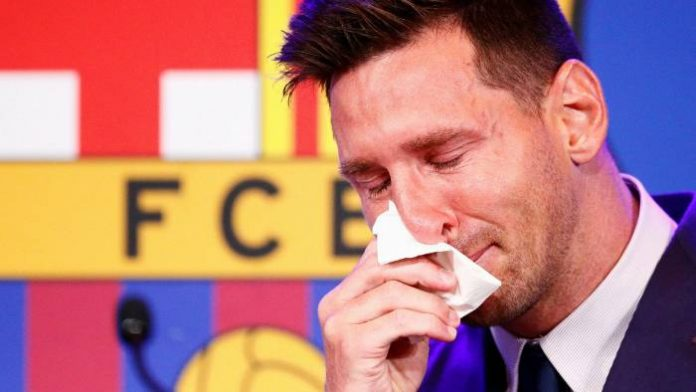 Lionel Messi set for PSG: he receives formal PSG two-year contract offer