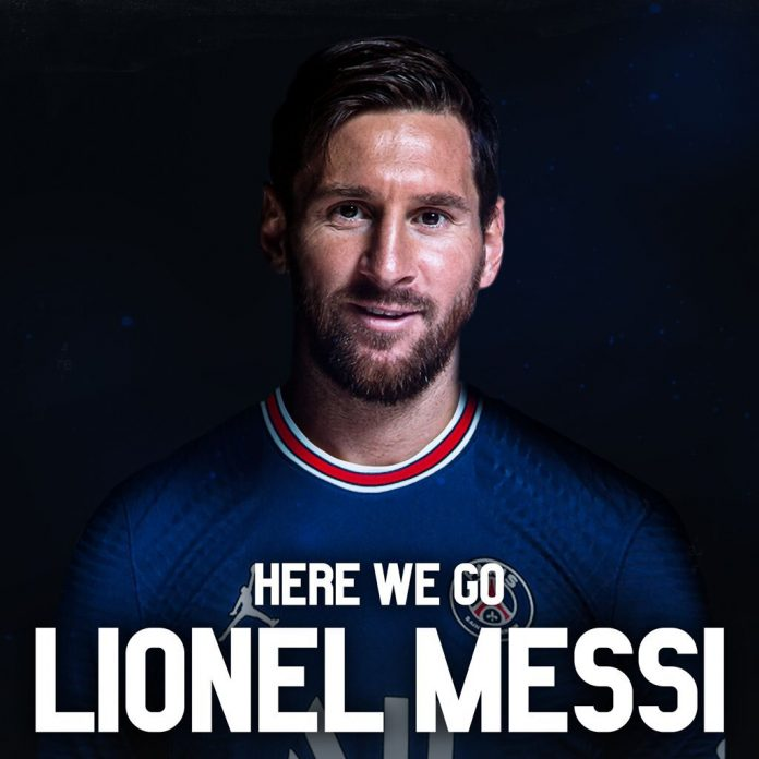 Messi reaches agreement with PSG