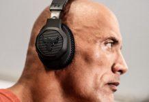 JBL UA Project Rock Over-Ear Headphones
