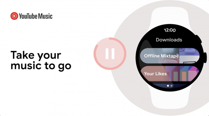 How to Download YouTube Music on wear OS for offline listening