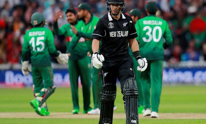 New Zealand cricket team in Dhaka to play five-match T20 series
