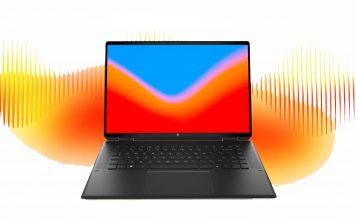 HP Spectre x360 16 2-in-1 with 17 Hours Battery Backup