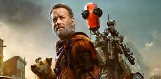 Finch - Tom Hanks, an android and a dog