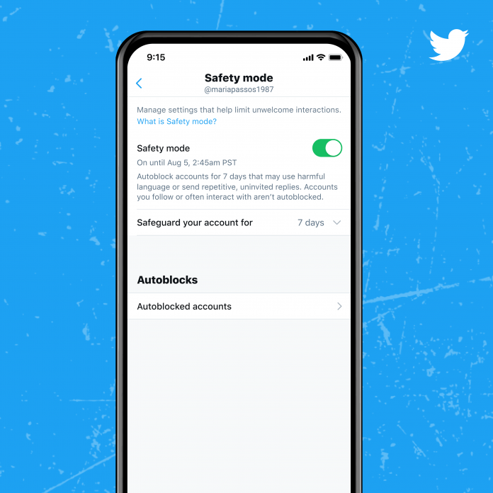 Twitter brings Safety Mode that autoblocks abusive accounts